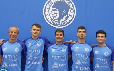 Els palistes del Club aconsegueixen la salvació matemàtica | CNS Tennis Taula