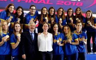 Espanya es va penjar el bronze la temporada passada | Cedida
