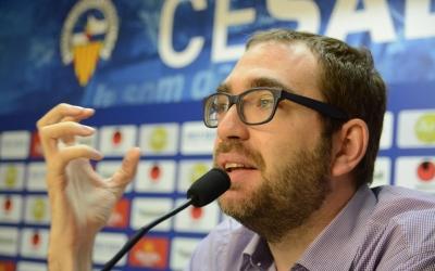 Torres -en una imatge d'arxiu- ha demanat unió als seguidors arlequinats | CES