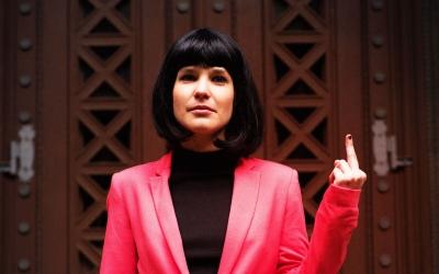 Marta Ossó, en una imatge promocional de l'obra | Cedida