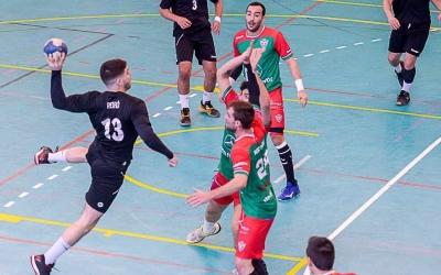 Peiró va jugar el seu últim partit amb el Gràcia a Sant Quirze diumenge passat. | jas - OAR Gràcia