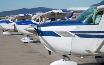 Avionentes de l'Aeroport de Sabadell | Cedida