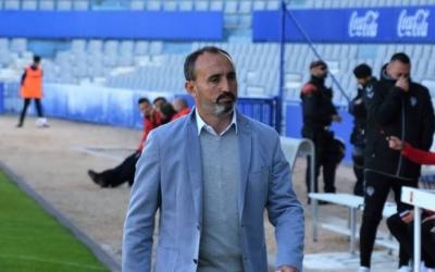 Kiko Ramírez està convençut que el Sabadell sortirà de la delicada situació actual. | Críspulo Díaz