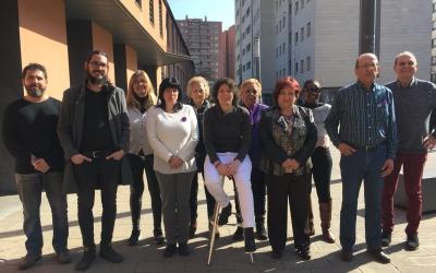 Podem i EUiA se sumen a la vaga feminista | Ràdio Sabadell