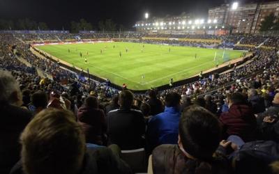 10.722 espectadors, la xifra oficial d'assistència a la NCA | Roger Benet
