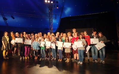 Els guanyadors del 13è Premi Sambori | Pere Gallifa