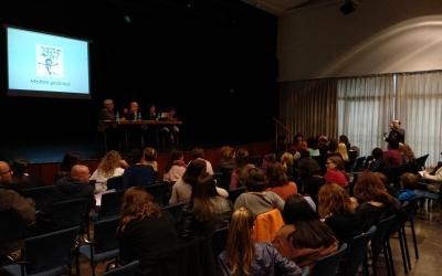 Acte de presentació del nou institut | Helena Molist