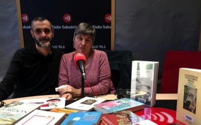 Burguillos i Camps, a Ràdio Sabadell/ Pau Duran
