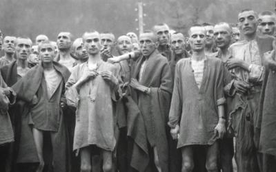 Una de les imatges de Mauthausen disponibles gràcies a Boix