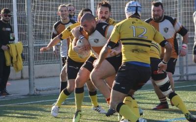 Els arlequinats s'han quedat a les portes de jugar les fases d'ascens. | Marc Moliné