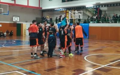 L'afició del Bàsquet Pia va gaudir amb l'actuació de l'equip i, especialment, de Damià Paez. | Sergi Park