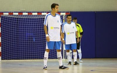 El Club Natació Sabadell va caure amb el líder de la categoria. | Pau Vituri