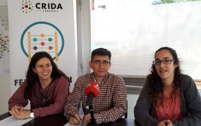 Míriam Ferrándiz, Lluís Perarnau i Anna Lara/ Karen Madrid