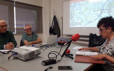 Els membres del Moviment Veïnal del Vallès han donat a conèixer avui la seva posició sobre Amazon/ Karen Madrid