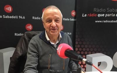 Joan Crespí explica la 'Primavera republicana' | Mireia Sans
