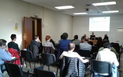 Les dues entitats han presentat l'informe TransVallès al Casal Pere Quart | Marc Serrano i Òssul