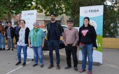 L'acte públic de signatura del codi ètic s'ha fet a la plaça Picasso | Crida per Sabadell