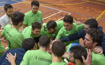 La Pia se situa tercera després de la victòria automàtica davant l'Isur de Terrassa (0-5). | Roger Benet