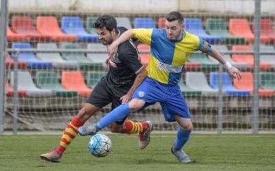 El Sabadell Nord i el Tona van empatar a Ca n'Oriac (1-1) a la primera volta. | Roger Benet