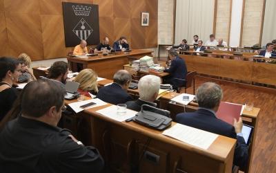 SMATSA ha estat present en l'últim Ple ordinari del mandat/ Roger Benet