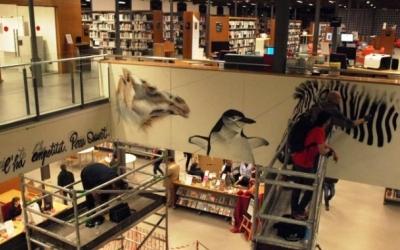La Biblioteca Vapor Badia | Arxiu Ràdio Sabadell
