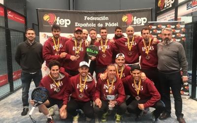 El Cercle comptarà la temporada vinent amb un equip a l'elit del tenis i del pàdel estatal   Cercle Sabadellès