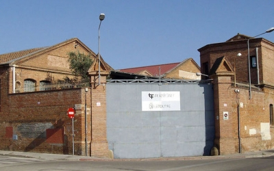 Les naus de Sallarès Deu al barri de Gràcia | Cedida