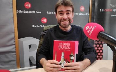 """David Vila, al programa """"Al matí"""" de Ràdio Sabadell"""