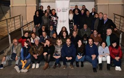La foto de família dels Comuns a Sabadell | Roger Benet