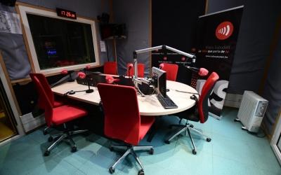 Els estudis de Ràdio Sabadell actualment | Roger Benet