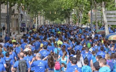 En l'edició anterior de la cursa hi van participar 6.000 corredors | Roger Benet