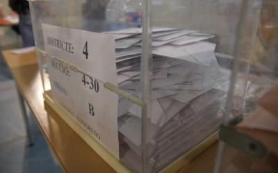La participació en les eleccions generals arriba a rècords a les sis de la tarda | Roger Benet