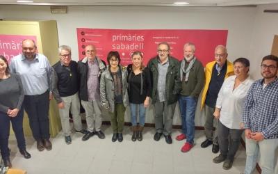 Alguns dels membres de Primàries Sabadell | Pere Gallifa