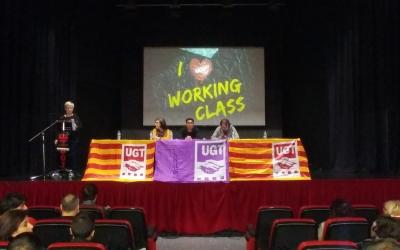 Assemblea de delegats de la UGT a Sabadell | Pere Gallifa