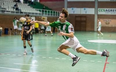 Aniol Picola creu que pot ser l'última opotunitat per al Gràcia de millorar els registres de la temporada passada. | Èric Altimis - OAR Gràcia