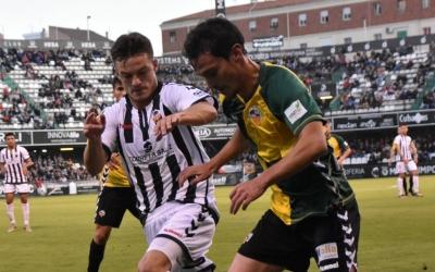 Josu, en el partit de la primera volta a Castàlia | Críspulo Díaz