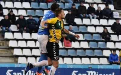 Duel aeri del partit de la primera volta | Críspulo Díaz