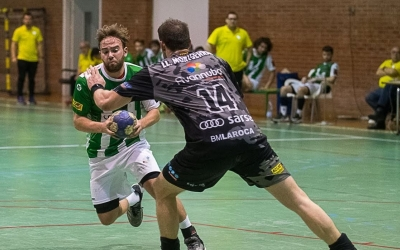 L'OAR Gràcia necessita guanyar a Mataró si vol optar a la cinquena plaça. | Èric Altimis - OAR Gràcia