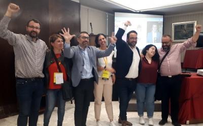 Els nous regidors d'Esquerra Republicana/ Karen Madrid