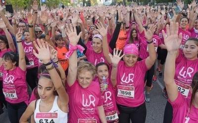 Les participants de la Woman Race de l'any passat | Radio Sabadell