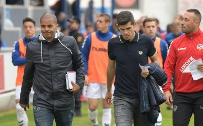 El Sabadell, com la resta de rivals directes a la part baixa, fa càbales per eludir el descens | Roger Benet