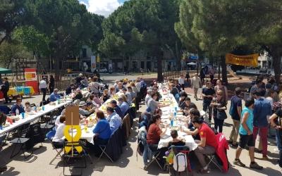 La Plataforma per la Llengua celebra els 25 anys a Sabadell amb un dinar  Plataforma per la Llengua