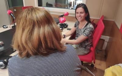Ferràndiz i la Rosa als Estudis de Ràdio Sabadell | Ràdio Sabadell