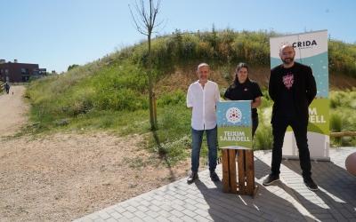 D'esquerra a dreta, Pau Avellaneda, Aurora Murillo i Adam Bonnín | Cedida