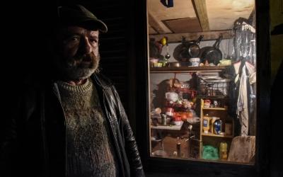 Persona sense llar a Sabadell | Roger Benet