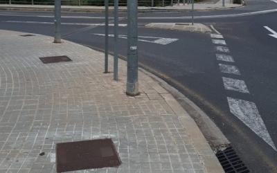 El robatori de coure és molt freqüent en alguns punts de la ciutat/ Ajuntament de Sabadell