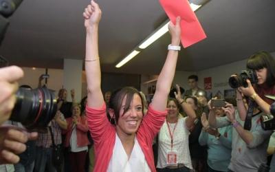 Marta Farrés, candidata PSC | Roger Benet