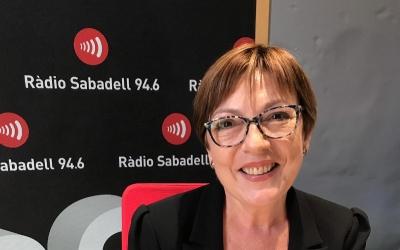 Ana María Huertas, candidata de Nova Participació