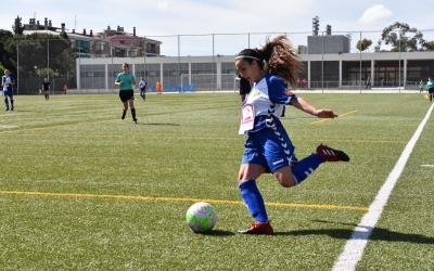 Les arlequinades van caure a penals davant del Manu Lanzarote | @FutBaseCES