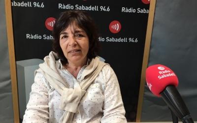 Mercè Calvet, directora del Rebost/ Mireia Sans